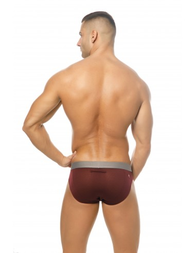 Marcuse - Active Briefs - Burgundy