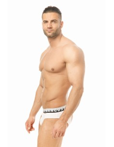 Marcuse - Empire Jock - White