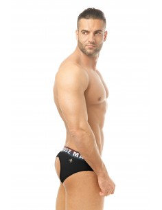 Marcuse - Empire Jock - Black