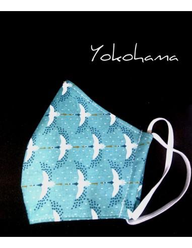Handmade Face Covering - Yokohama