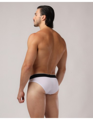 Adam Smith - Classic Briefs - White