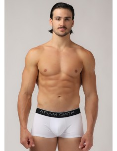 Adam Smith - B-Shorts - White