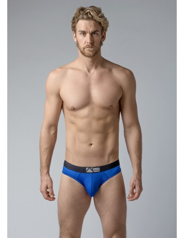 Adam Smith - Shaped Pouch Briefs - Blue