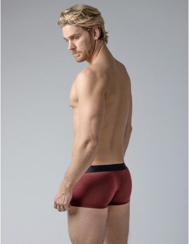 Adam Smith - Shaped Pouch Trunks - Red