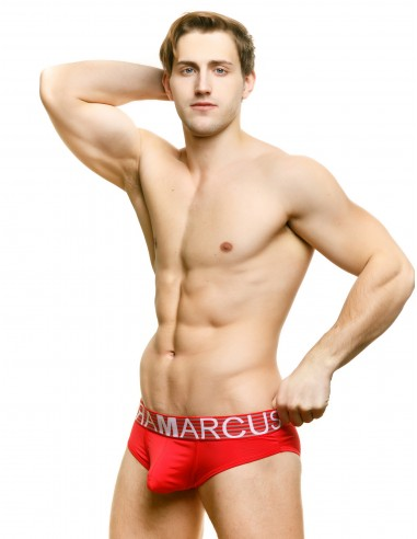 Marcuse - Brighten Briefs - Red