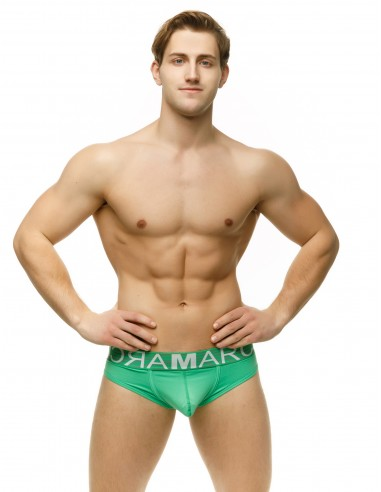Marcuse - Brighten Briefs - Green