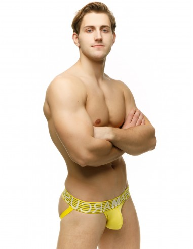 Marcuse - Brighten Jock - Yellow