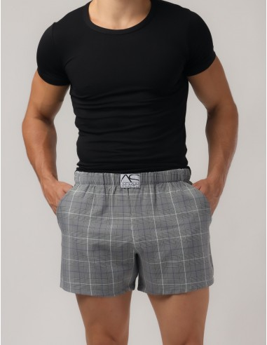Adam Smith - Relax Shorts With Pocket...