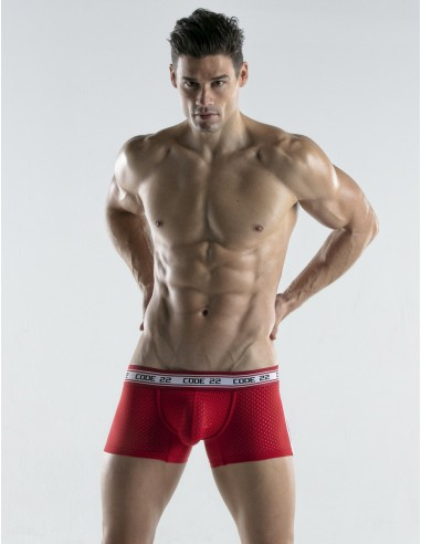 CODE 22 - Energy Trunk - Red